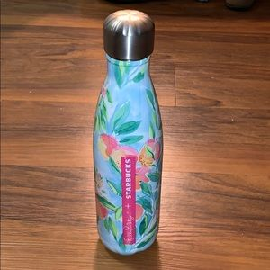 Lilly Pulitzer x Starbucks Swell Bottle